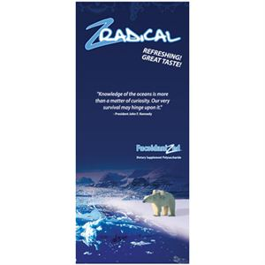 Picture of ZRadical Trifold Brochure - 25 ct